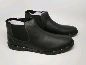 967871326ae $100 NIB Men's Size 9.5 Steve Madden Impass Chelsea Mid Boot In ...