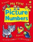 My First Picture Numbers by Anna Award (Hardback, 2010)