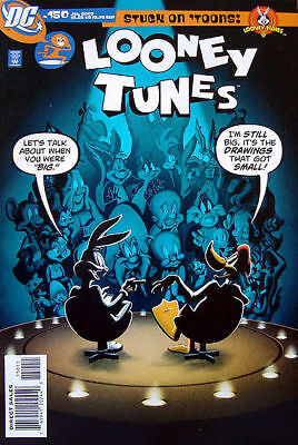 LOONEY TUNES Comic # 154 Past Toons Attack SOLD OUT!