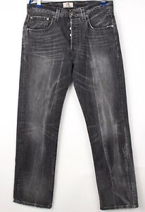 Levi's Strauss & Co Hommes 501 Jeans Jambe Droite Taille W32 L30