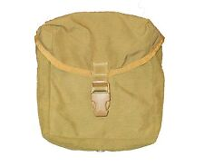 US Army Surplus One (1) Coyote Tan IFAK First Aid Pouch 8465-01-539-2732 GVG