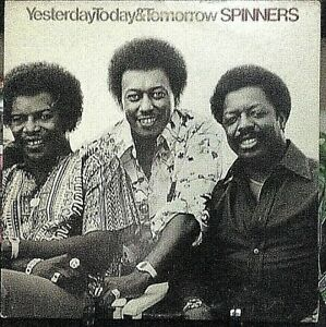 SPINNERS-Yesterday-Today-amp-Tomorrow-Album-Released-1977-Vinyl-Record-Collection