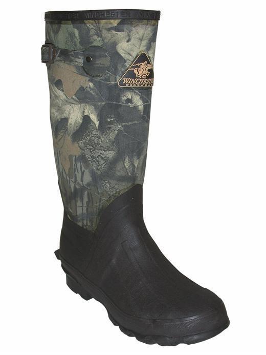 Proline W7063-8 Herren Wasserfest Gummi Leinen Stiefel Break Camo Größe 8 15967