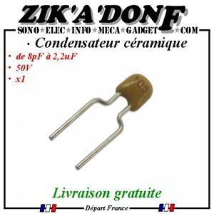 Condensateur-ceramique-8pF-a-2-2uF-de-50V-Lot-de-2-pieces