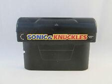 Sega Mega Drive / Genesis - Sonic & Knuckles