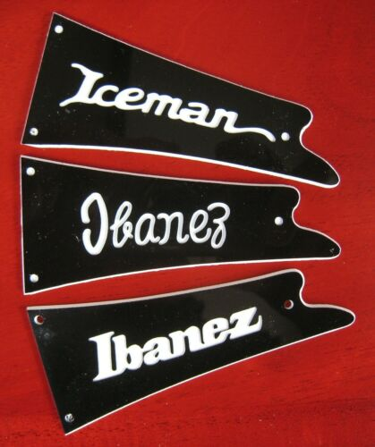 Ibanez Iceman Truss Rod Cover