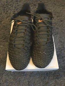 new concept 42d59 62398 Image is loading NIKE-FREE-INNEVA-WOVEN-TECH-SP-DARK-LODEN-