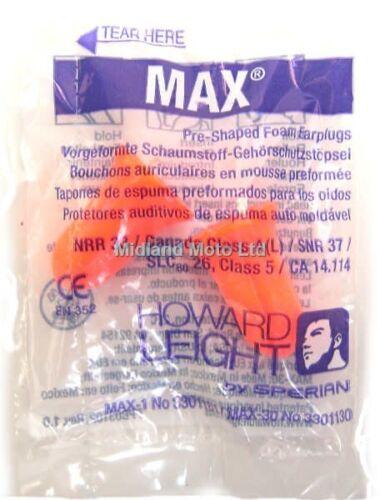 40 FOAM EAR PLUGS 20 PAIRS OF MAX EARPLUGS givi kappa oxford bagster rentec