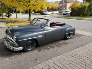 1952 Plymouth coupe Convertible Ratrod Runs and drives