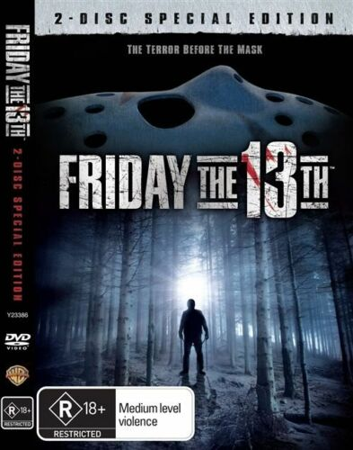 1 of 1 - Friday The 13th (DVD, 2009, 2-Disc Set) # 1371