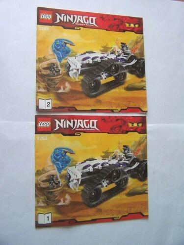 LEGO® Bauanleitung 2263 Instruction Nr