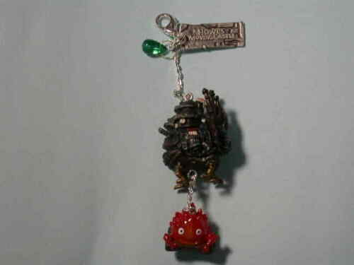 Howl Calcifer /& Castle brarin charm //Howl/'s moving castle Studio Ghibli