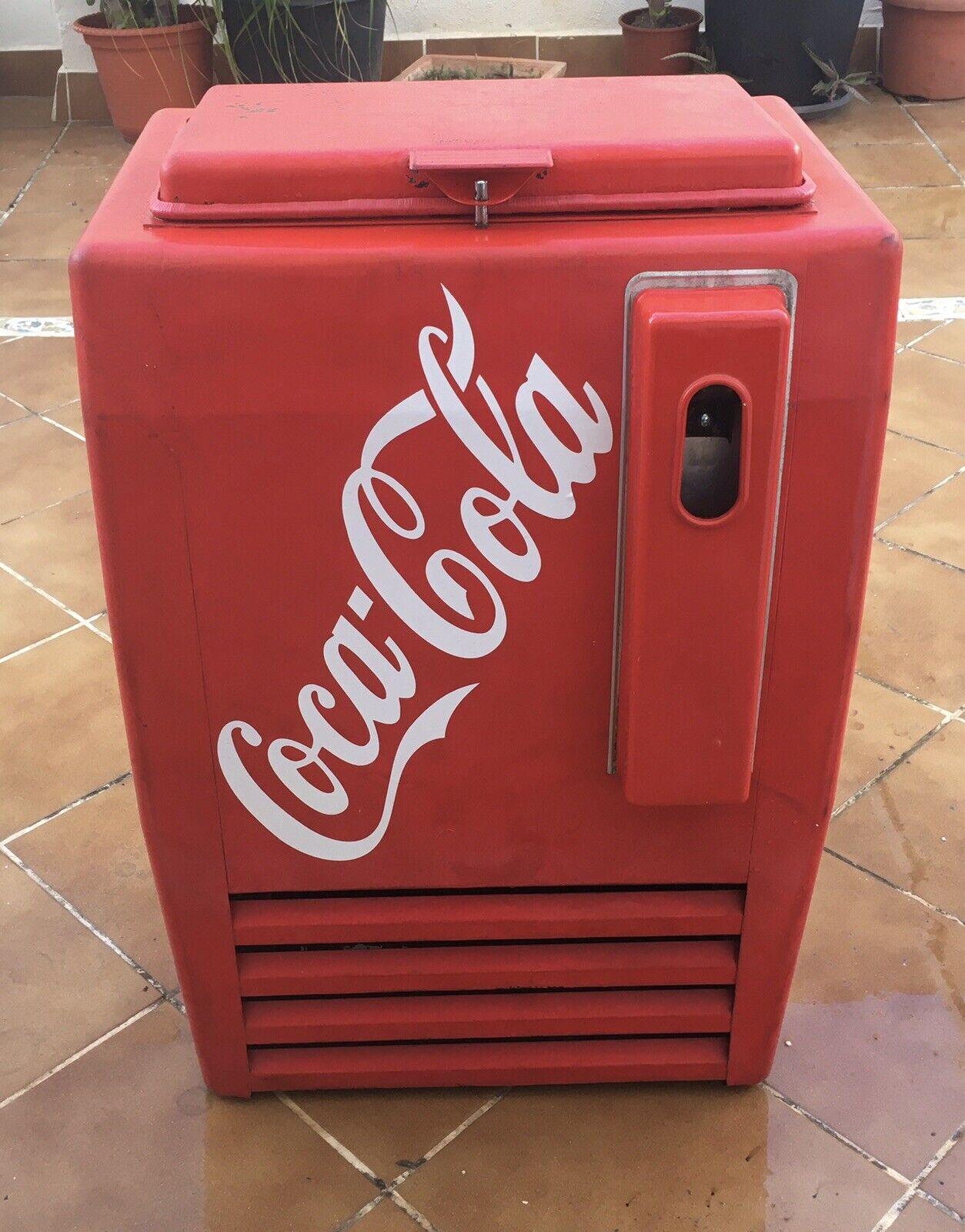 Nevera Vintage Cocacola Coca Cola