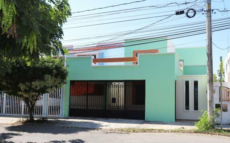 Casa en Renta cerca de glorieta Palmas Francisco de Montejo Mérida.