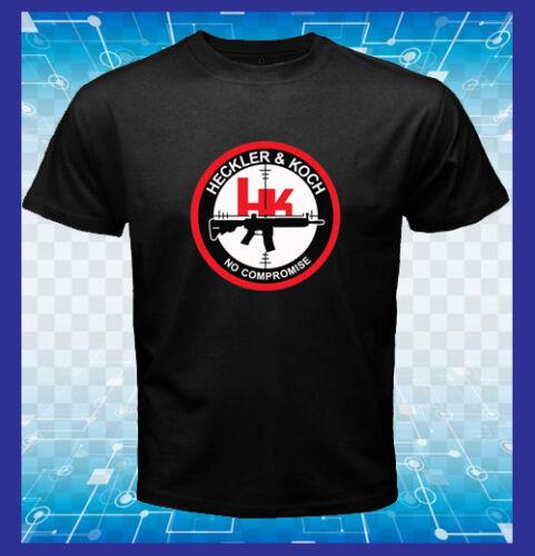 Heckler /& Koch HK Logo Rifles Guns Grenade Launch Men/'s T-Shirt S M L XL 2XL 3XL