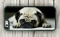 DOG PUG FACE FUNNY CASE FOR iPHONE 6 & 6 PLUS - ghy7Z