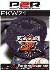 Kawasaki Z250 Z300 Z750 Z800 Z1000 Polsino copri serbatoio olio freni arancione