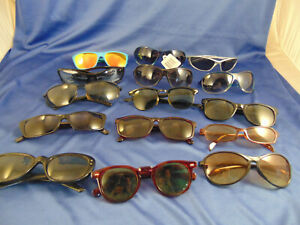 Lot-15-sunglasses-ladies-unisex-Kenneth-Cole-Italian-design-Broadway-eyes-ultra