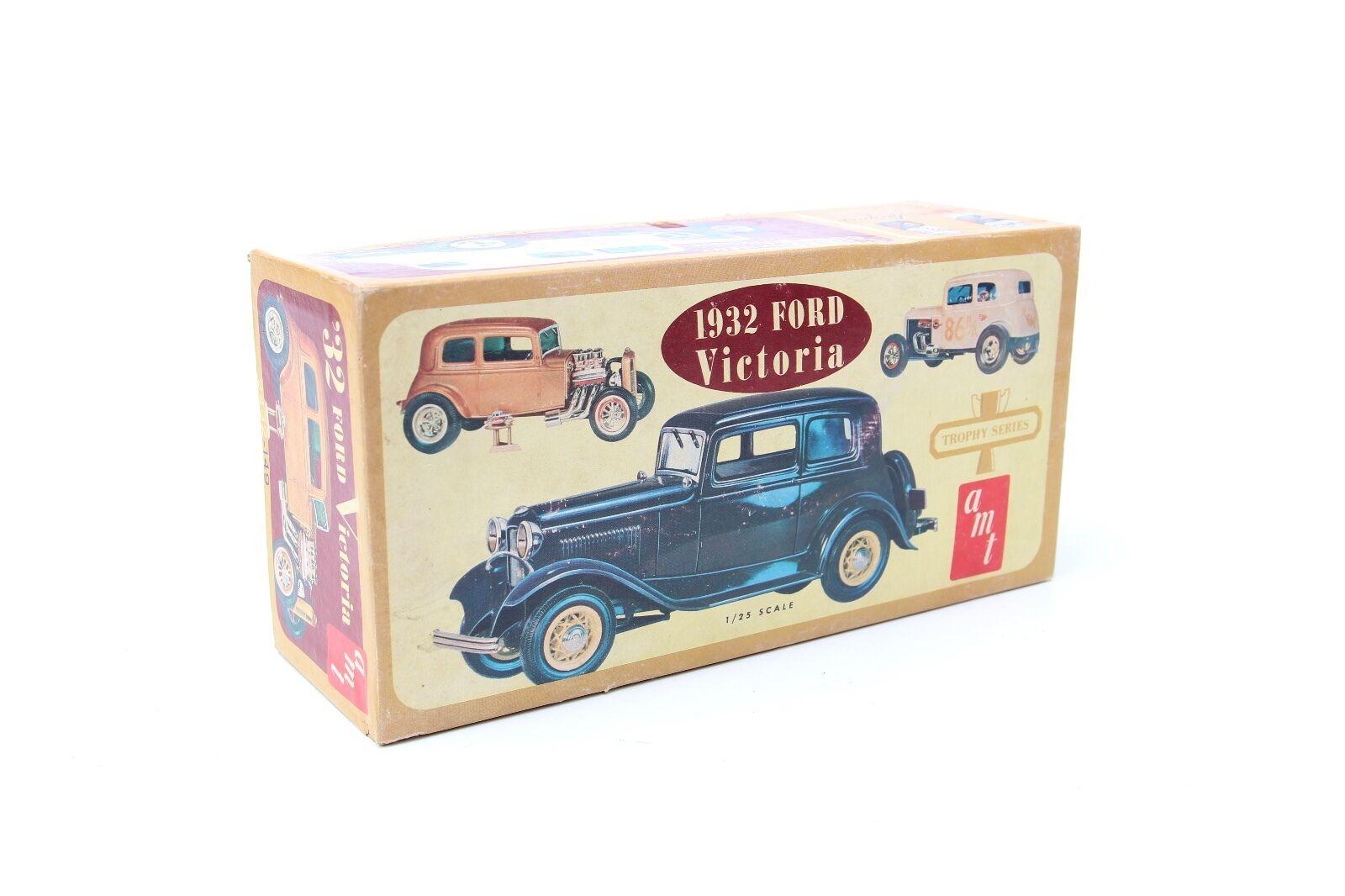 1932 ford victoria trophy serie amt 2432-149 unbebauten 1   25 - skala