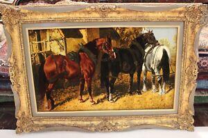 tabrizi-tres-bien-cheval-motif-IMAGE-PERSAN-TAPIS-tapis-d-039-Orient-0-41-x-0-72