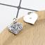 925-Sterling-Silver-Om-Aum-Yoga-Hidu-Sanskrit-Symbol-Leaf-Heart-Charm-Pendant thumbnail 7