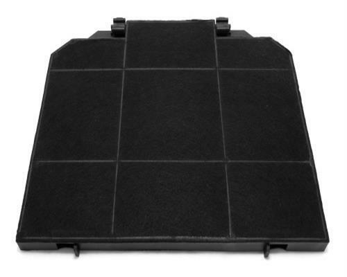 FILTRO Carbone Attivo Filtro Cappa 264 x 235 x 16 mm eff72 FEP 72 EVH-Xtra ®