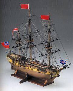 Corel Sm59 Modèle de bateau H.m.s.   Greyhound British Frigate Army Ship 1: 100