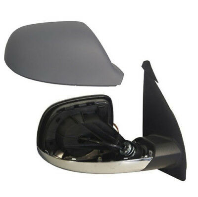 VW TRANSPORTER 2010-2016 MANUAL DOOR WING MIRROR RH RIGHT O//S OFF SIDE DRIVER