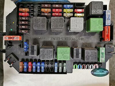 07-11   MERCEDES W221  SAM MODULE SIGNAL ACTIVATION CONTROL MODULE 2215401001