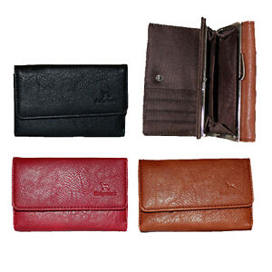 Ladies Latch Purse/Wallet Small