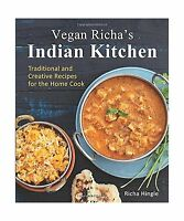 Vegan Richa's Indian Kitchen: Traditional And Creative Recipes ... Free Shipping