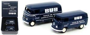 VW Bus T1 & MB L319 - Bub / Bubmobile 1:87 - 2003 - limitiert - NEU