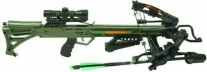 Rocky Mountain RM405 Crossbow Package 405 FPS - Black - RM58003