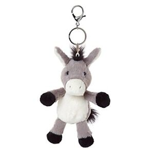 All-Creatures-Cleo-the-Donkey-Keyring-and-Bag-Charm