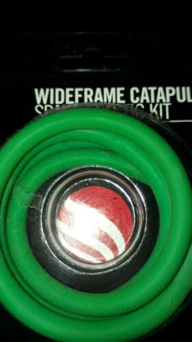 Cygnet Wideframe Catapult Spare Elastic Kit.