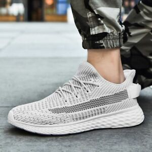 Men-039-s-Running-Shoes-Sports-Sneakers-Athletic-Jogging-Walking-Fashion-Casual-Mesh