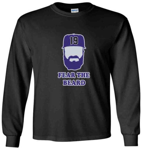 "Charlie Blackmon Colorado Rockies /""FEAR/"" jersey T-shirt Shirt or Long Sleeve"