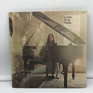 Carole King – Music Vinyl LP 1971 Ode Records – SP-77013 VG+ Gatefold