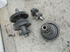 Ford 3000 Tractor Complete Matched Set Transmission Drive Gears Top Bottom Rever