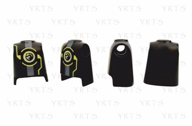 YRTS Playmobil Serie 8 Lote 4 Torsos Espaciales ¡New!