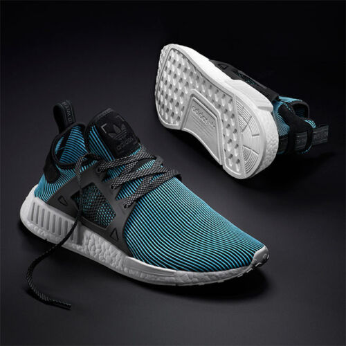 Nmd todos Adidas Originals os Xr1 Bright tama Cyan los Boost Limited Primeknit S32212 qZ4wnBxCS