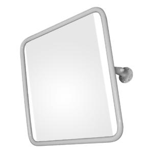 Badspiegel Kippspiegel Spiegel Wandspiegel für barrierefreies Bad 60x60cm