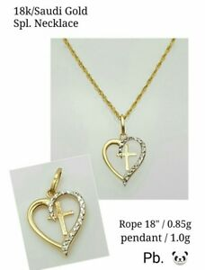 Gold-Authentic-18k-saudi-gold-heart-necklace-j