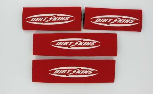 Red Schampa DSFRKSKN01-3 Dirt Skins Fork Skins