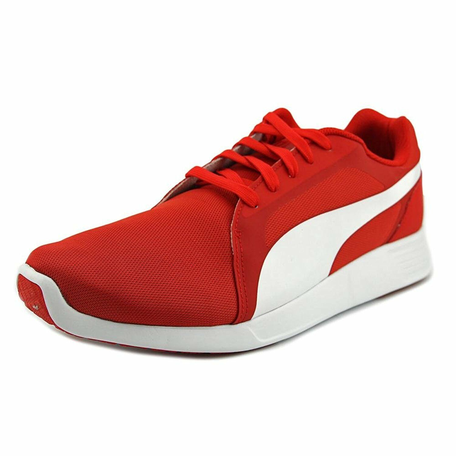Puma 359904 04 St Trainer Evo Men US 7.5 Red Sneakers
