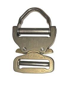 """AustriAlpin 45 MM/1.75"""" Hard Coat ™ D Anello Cobra Fibbia Clip XL-FX45HVD-XL  </span>"""