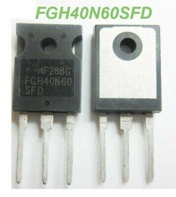 FGH40N60SMDF  Fairchild  IGBT  600V  80A  349W  TO247  NEW  #BP 1 pc
