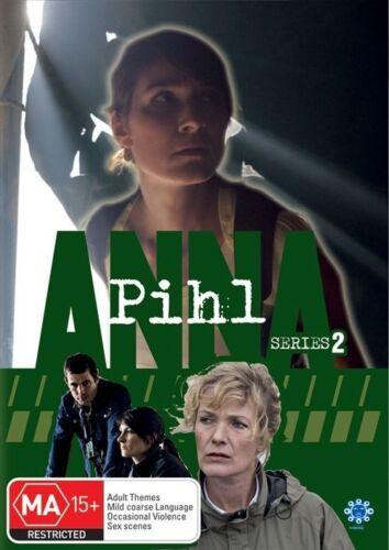 1 of 1 - Anna Pihl : Series 2 (DVD, 2010, 3-Disc Set) Like New Region 4