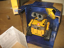 "Amazing  rare "" U-Command  Wall E Robot"" with infrared remote control.."