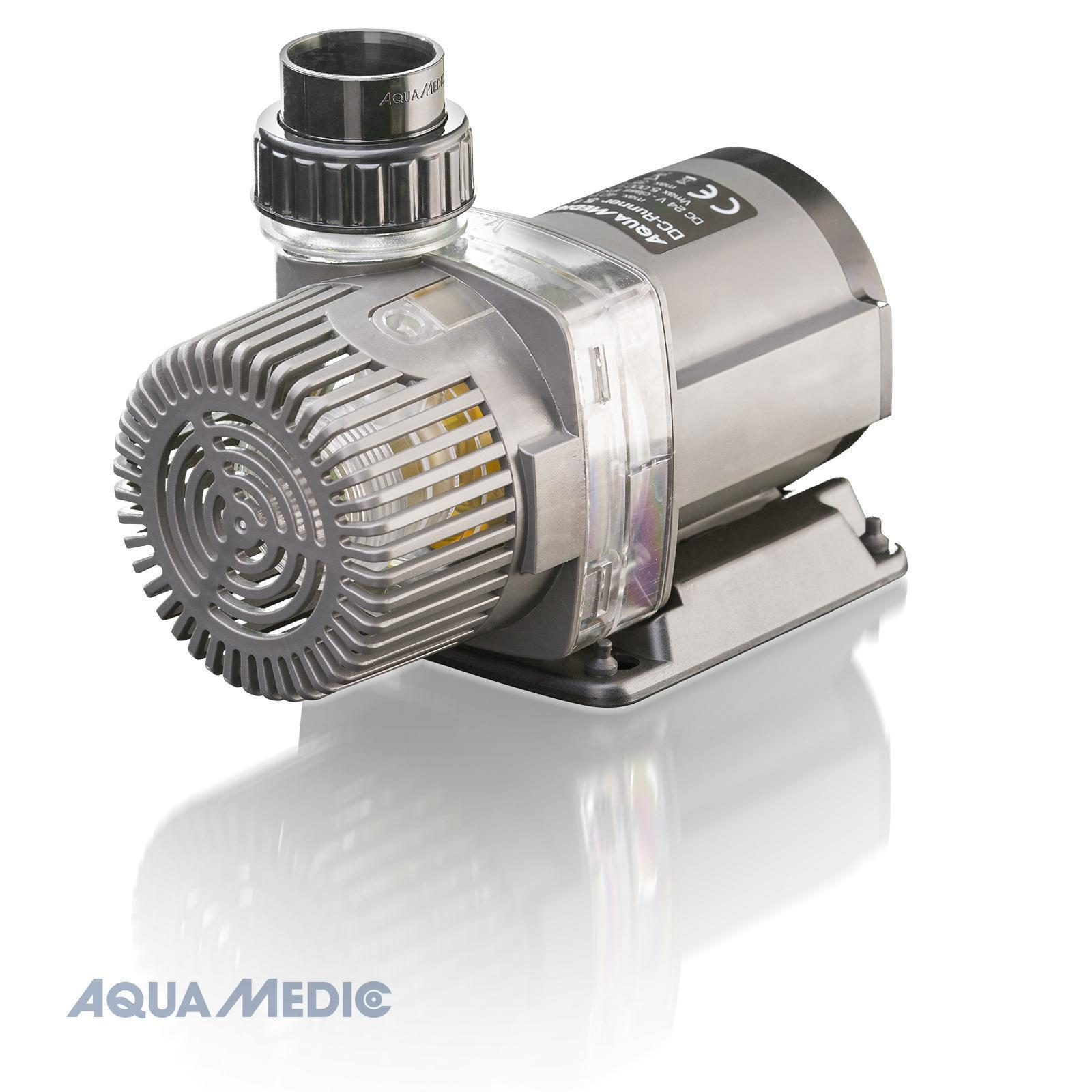 Aqua MEDIC DC RUNNER 3.2 UNIVERSAL POMPA ACQUA DI MARE REGOLABILI ACQUARIO DIMMERABILE